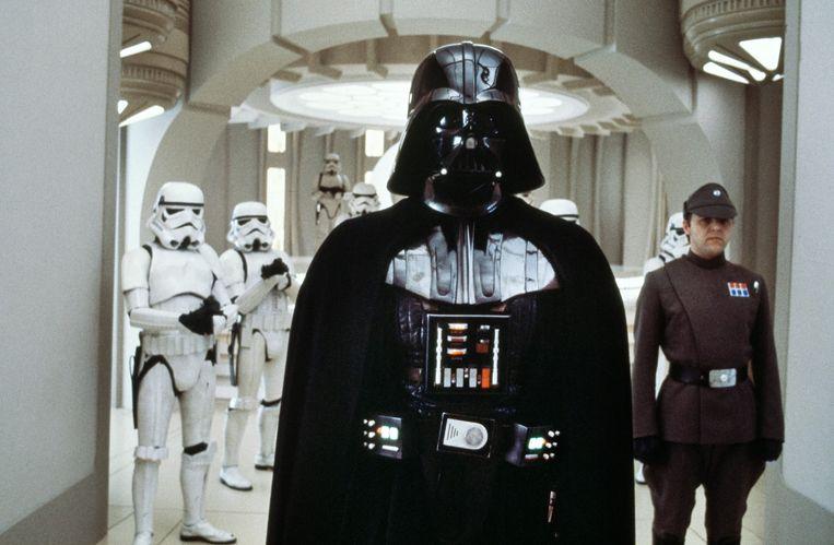 David Prowse (Darth Vader),