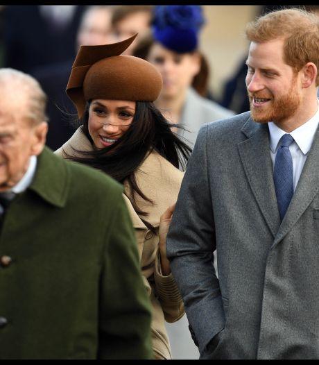 Le prince Harry assistera aux funérailles de son grand-père, Meghan Markle ne fera pas le déplacement