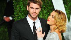 Miley en Liam ontkennen breuk met strategische video