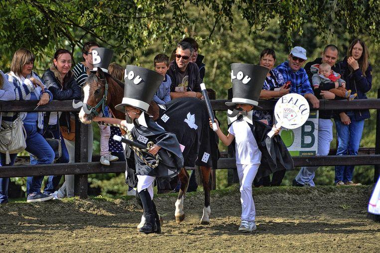 Een sfeerfoto van een vorige editie in manage Hof Van Mulders.