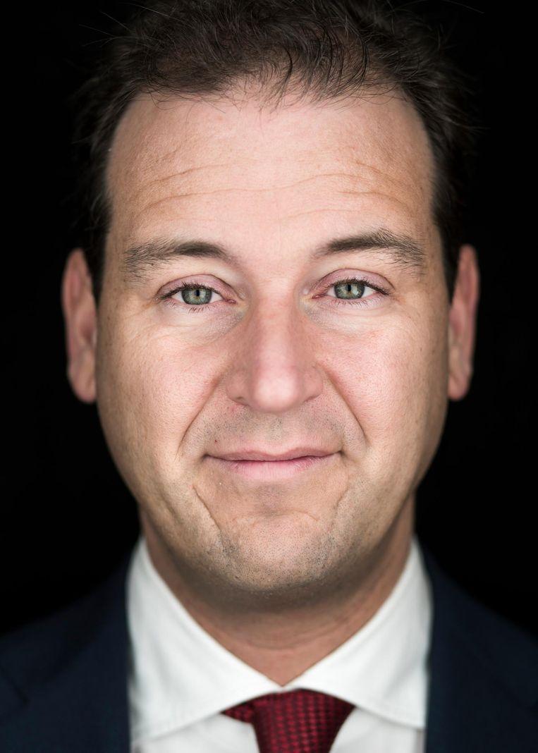 Lodewijk Asscher Beeld Mike Roelofs/Lumen