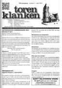 Torenklanken magazine cover