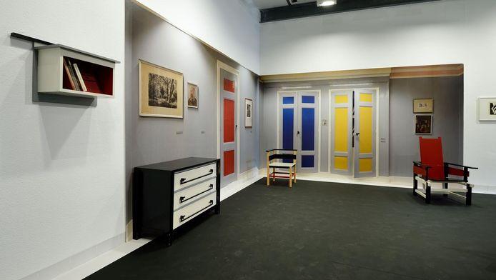 Het vernieuwde Mondriaanhuis is vanaf dinsdag weer open voor publiek.
