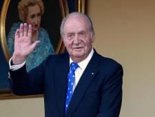L'ex-roi d'Espagne Juan Carlos a trouvé refuge aux Émirats Arabes Unis