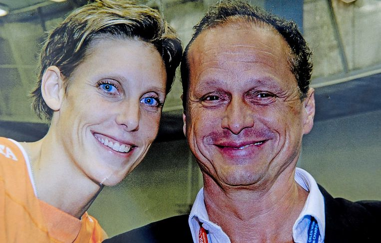Ingrid Visser en partner Lodewijk Severein werden beiden vermoord. Beeld ANP