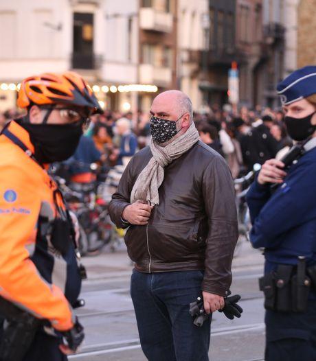 Le bourgmestre d'Ixelles, déçu par l'attitude des fêtards, va durcir le ton