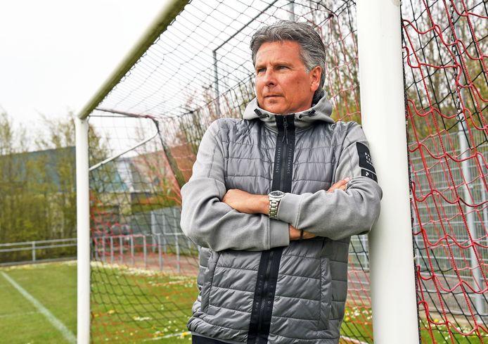 Glenn Geeraerts begint pas in augustus bij Oostburg, maar is er nu al wekelijks te vinden.