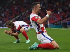 LIVE | Kroatië dompelt Schotland in rouw na beslissende treffer Perisic