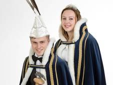 Mariaheide gaat carnaval in met prins Mathijs d'n Urste en prinses Daisy