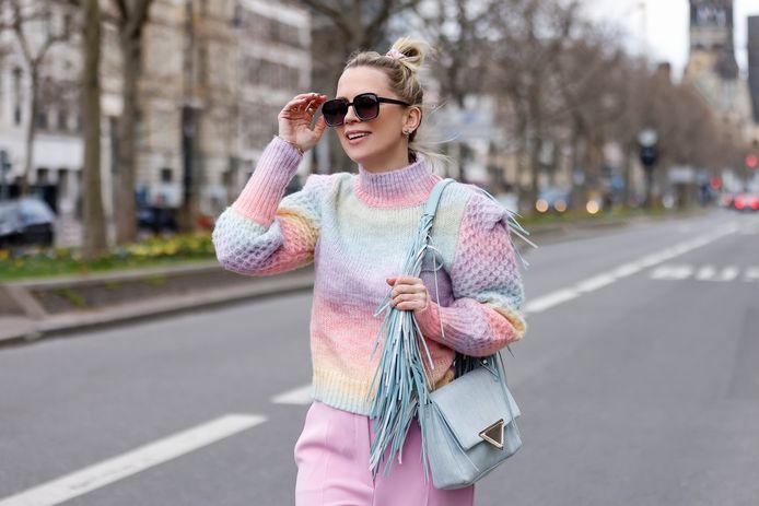 Draag jij ook een handtas in pastel deze lente?