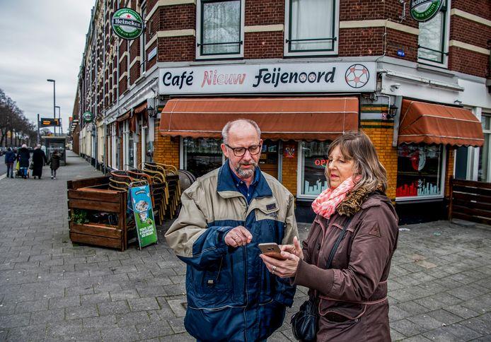 Jeannette Zoon en echtgenoot Hans. Zij is nierpatiënt, hij diabeet. Een coronapas zou hen helpen hun leven zo normaal mogelijk te leiden.