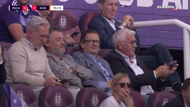 Patrick Lefevere ziet Evenepoel geen zilver pakken, maar Anderlecht zeven keer scoren