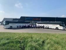 Touringcarbedrijf Betuwe Express ontslaat 50 medewerkers: 'Grote en noodzakelijke ingreep'