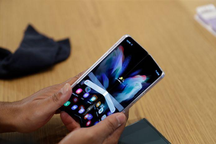 Samsung Galaxy Fold 3.