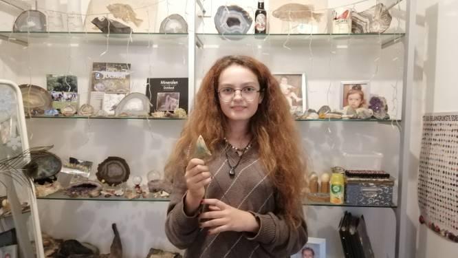 Melissa uit Heesch vindt 4 miljoen jaar oude haaientand: 'Ik kon het echt niet geloven'