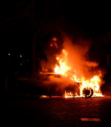 Man die wordt verdacht van het in brand zetten van de Maserati van zijn baas, voorlopig op vrije voeten