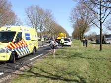 Twee ongelukken op bijna dezelfde plek bij Wierden: 1 gewonde