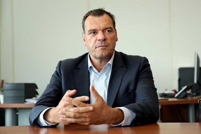 Aad de Groot, directeur van DSW.