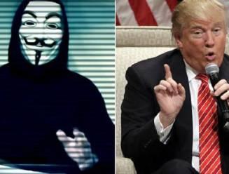 Anonymous heeft niet mis te verstane boodschap voor Donald Trump
