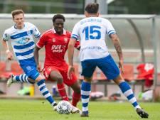 Menig is 'happy bij FC Twente' en gaat niet zomaar ergens een avontuur beginnen