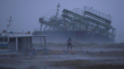 Al meer dan 50 gewonden door taifoen Trami in Japan