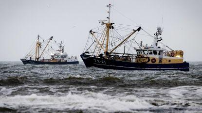 Zoekactie naar vermiste bemanning Urkse vissersboot gestaakt