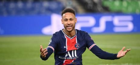 Neymar windt er geen doekjes om: 'We gaan voor het allerhoogste'