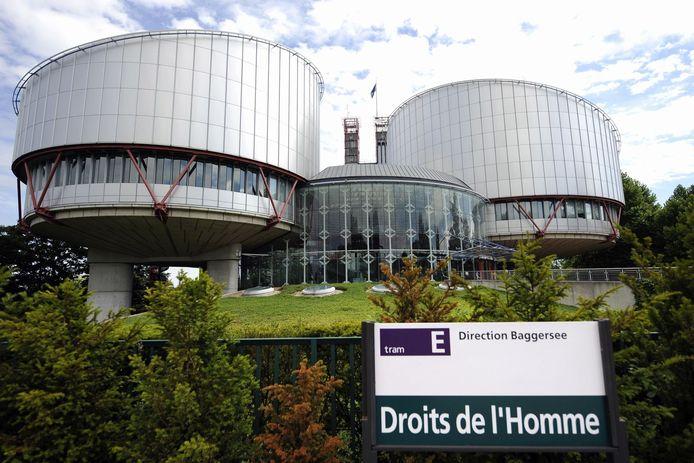 Het Europees Hof voor de Rechten van de Mens (EHRM).