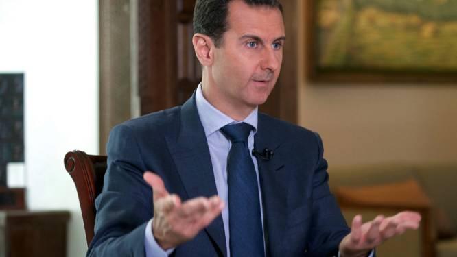 """Assad: """"Trump wordt natuurlijke bondgenoot van Syrië als hij terrorisme bestrijdt"""""""