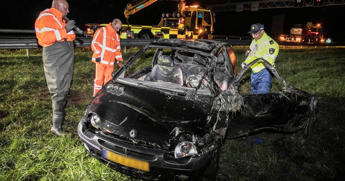 Vier fatale ongelukken in één weekend: zorgen over stijgend aantal doden in het verkeer.