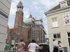 'Vestig evenementenzaal in kerk Ravenstein'