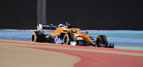 McLaren: Ricciardo werd zevende met kapotte vloer
