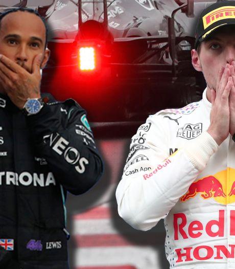Titelstrijd Formule 1 naar kookpunt: dit staat Verstappen en Hamilton in laatste 6 races te wachten