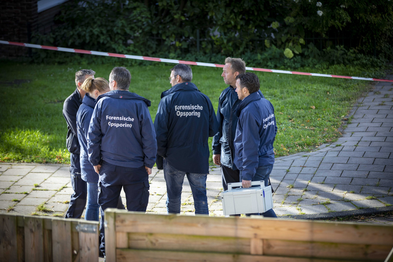 Bij een schietpartij aan de Imstenrade in Buitenveldert is advocaat Derk Wiersum doodgeschoten. Wiersum stond kroongetuige Nabil B. bij in het liquidatieproces Marengo rond het criminele kopstuk Ridouan.  Beeld ANP