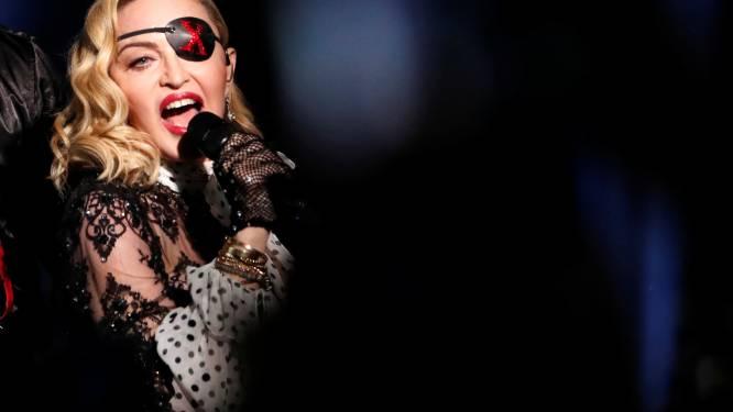 Nieuw album Madonna scoort negende nummer 1-positie