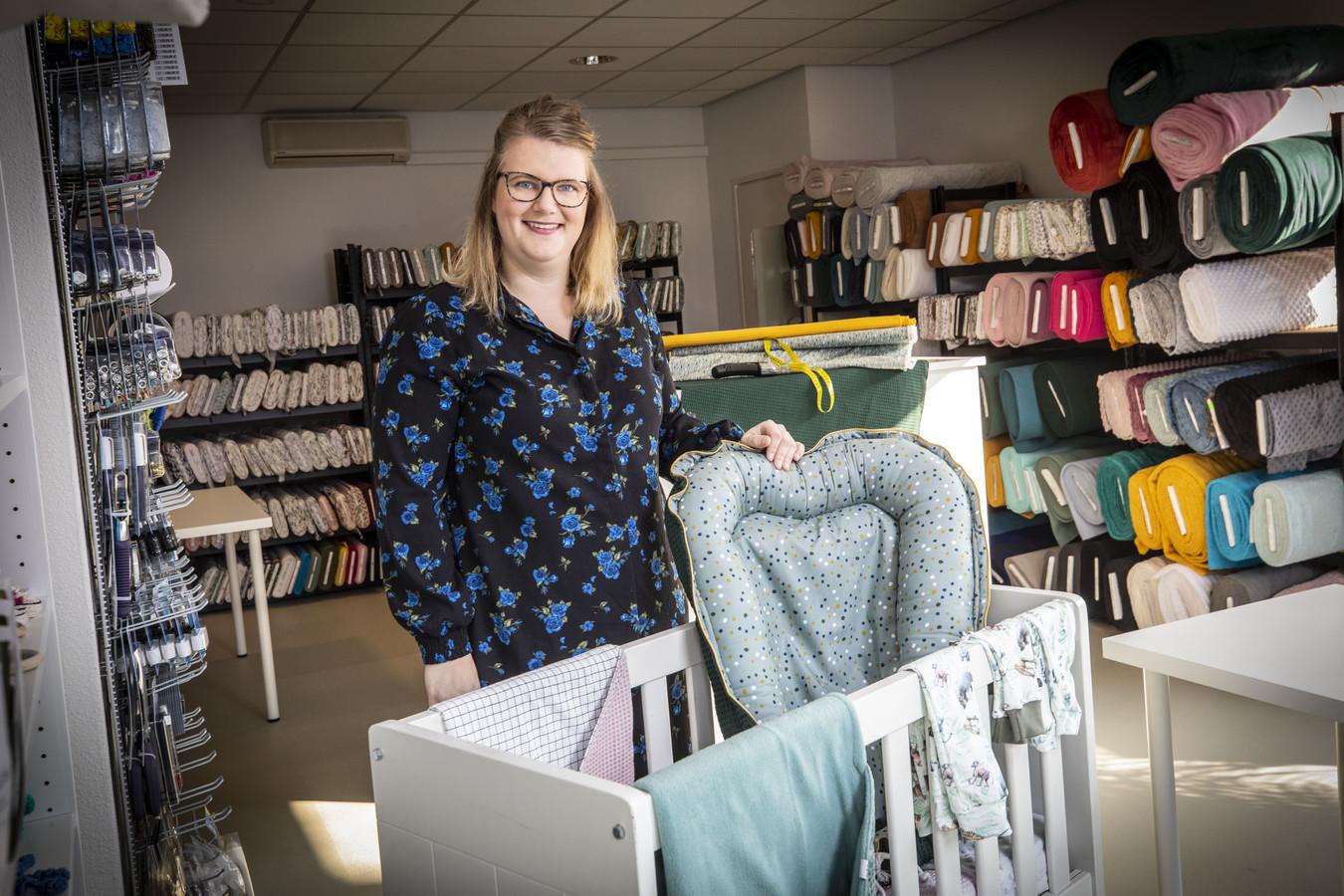 Iris Dierks is moeder, ondernemer en werkt daarnaast ook nog twee dagen in de week als hypotheekadviseur.