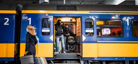 Treinspoor HSL-Zuid verzakt in de slappe grond van de Hoeksche Waard: 'Dat kan gevaarlijk worden bij hoge snelheden'