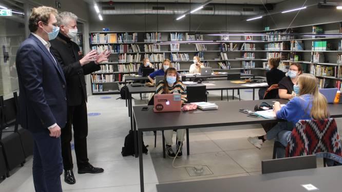 Kunstencentrum ArtA'A opent opnieuw voor studenten