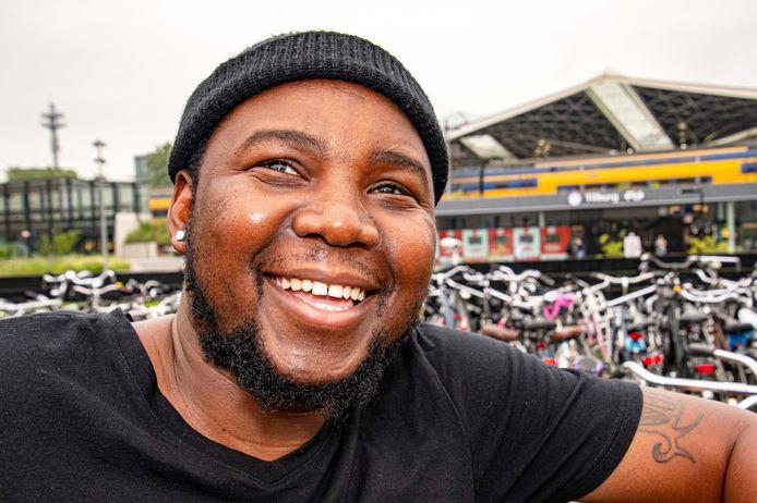 Mojalifa Mokoele Ndlovu, door bekenden ook wel Moja genoemd.