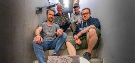 Bergse band Analog Coïncidences presenteert eerste dubbelelpee: 'We zitten in zowat alle frequenties'