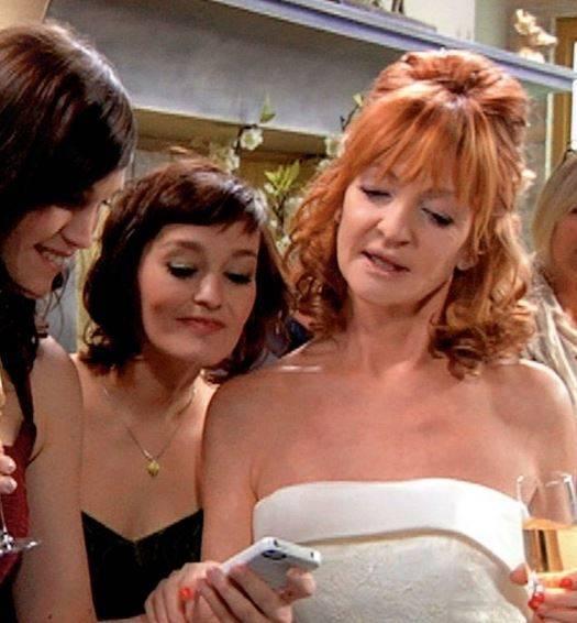 Vier opnamedagen heeft de trouw van Julia in beslag genomen.
