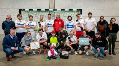 Eerste Oranje Duim van Jong CD&V Roeselare voor Younited Roeselare