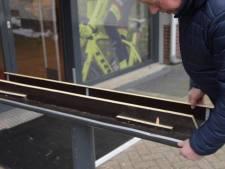 Geen overstromingen meer voor fietsenwinkel in Enschede door simpele oplossing