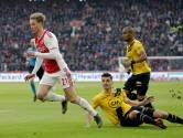 Ajax stuurt NAC van het kastje naar de muur (en terug)