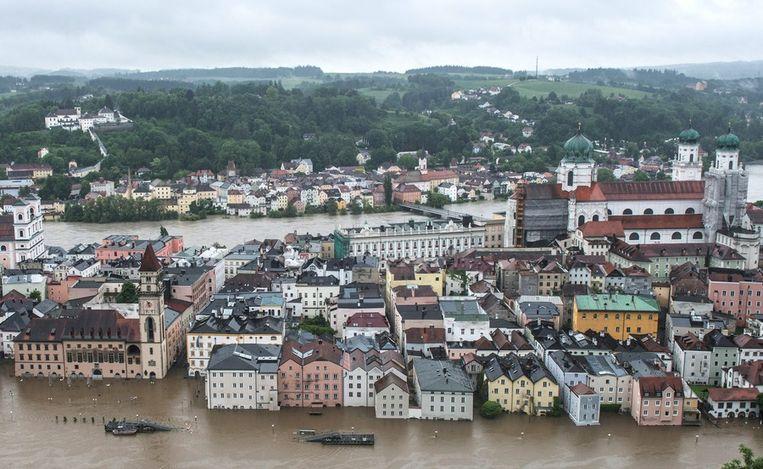 Passau, Duitsland Beeld epa