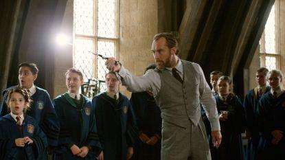 Harry Potter-fans ontdekken alweer een dikke fout in 'Fantastic Beasts 2', dit keer over Perkamentus