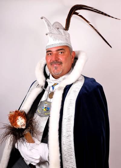 Prins Jannes I van de May legt functie neer voor wethouderschap Geertruidenberg