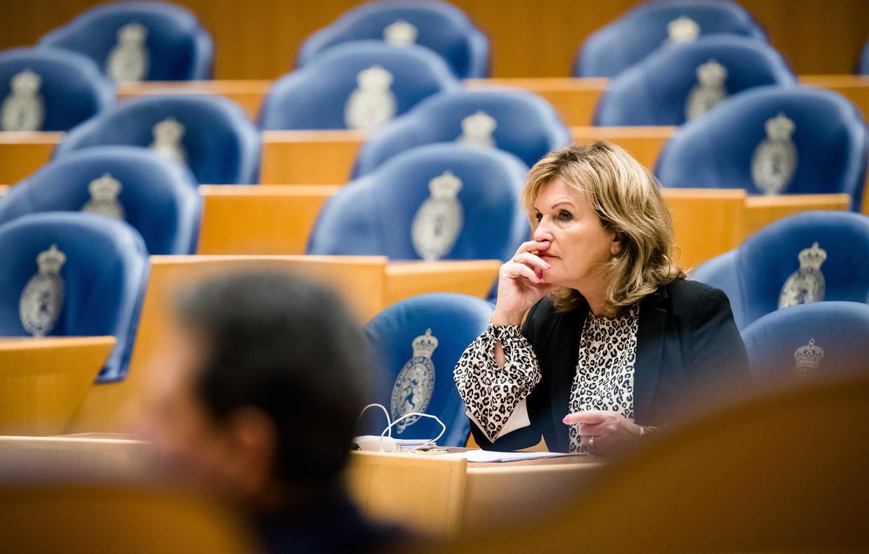 Pia Dijkstra (D66)