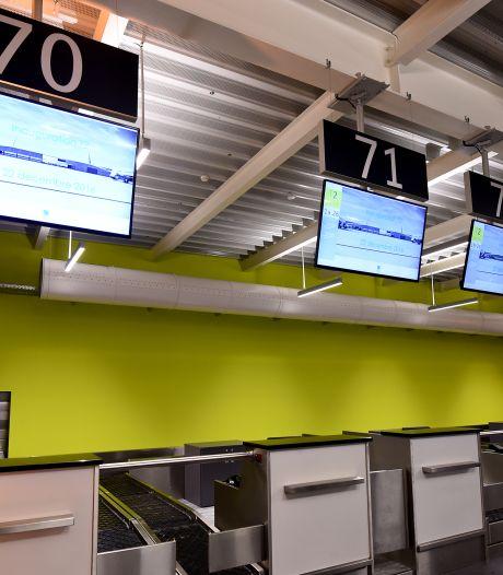 Coronavirus: la baisse du trafic à l'aéroport de Charleroi est conséquente
