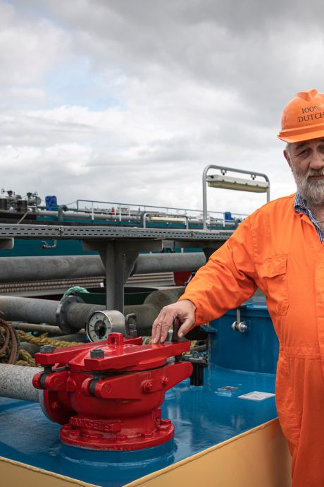 Verbazing over schepen die gevaarlijke stoffen langs Flevokust lozen: 'Overheid negeert eigen wetten'